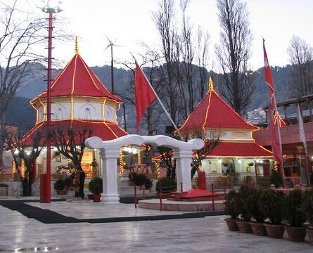 Naina Devi Temple Nainital city